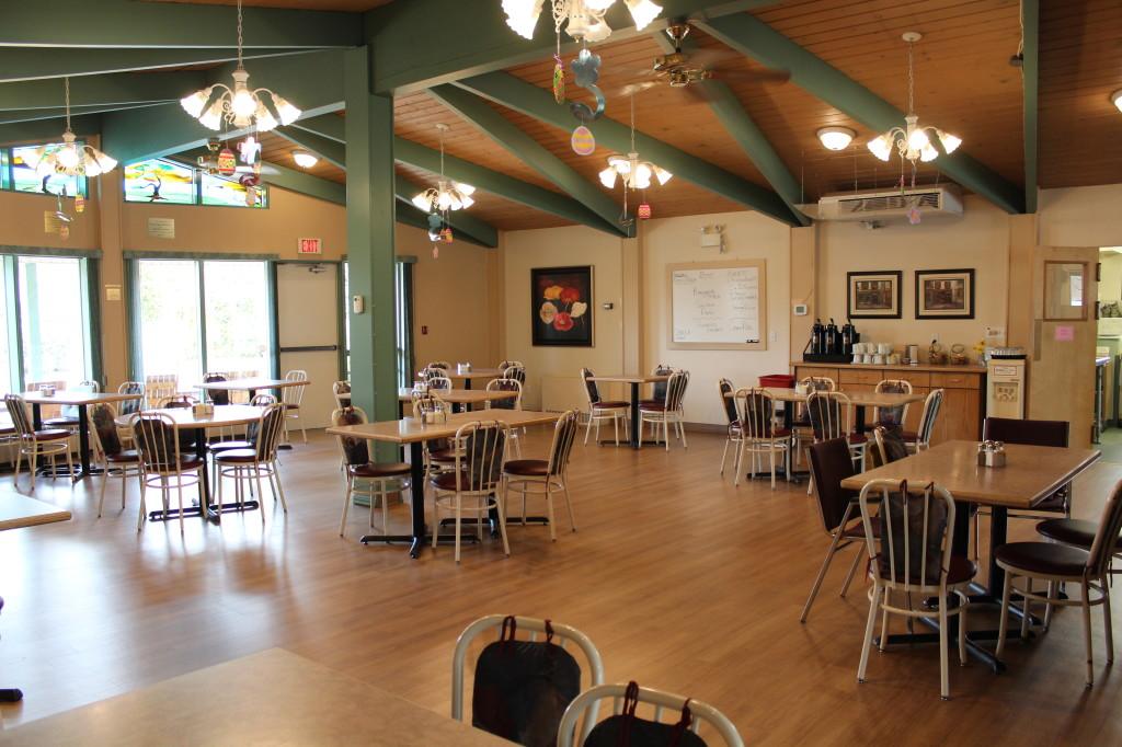 vernon restholm dining room